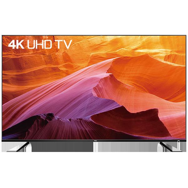 تلویزیون 4K تی سی ال LED TV 4K TCL 505P6US سایز 50 اینچ
