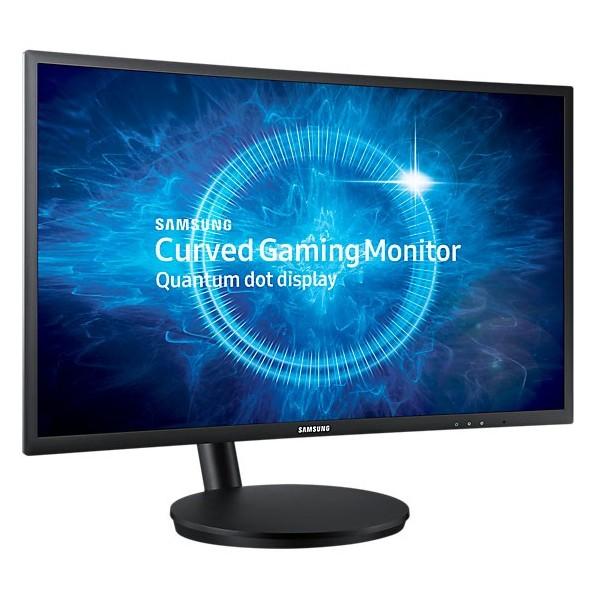 مانیتور منحنی سامسونگ Monitor Gaming Samsung C27FG70FQU سایز 27 اینچ 144 هرتز