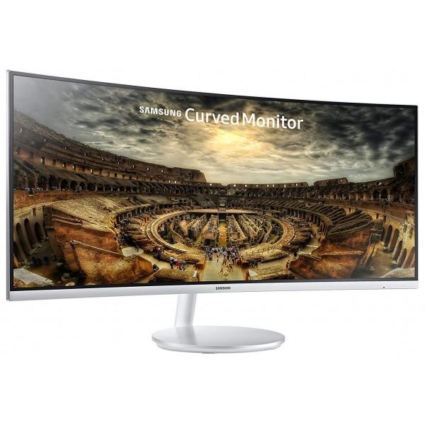 مانیتور منحنی سامسونگ Monitor Samsung LC34F791WQM سایز 34 اینچ
