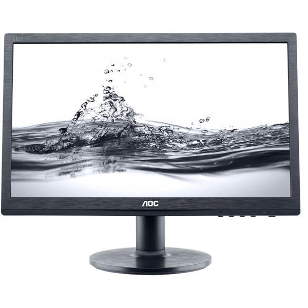 مانیتور ال او سی Monitor LED AOC E2060SWDN سایز 20 اینچ