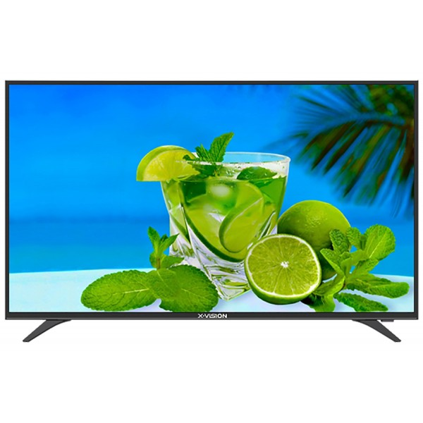 تلویزیون ایکس ویژن LED TV IPS XVision 43XT520 سایز 43 اینچ