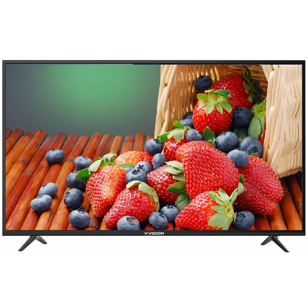 تلویزیون هوشمند ایکس ویژن LED TV Smart XVision 43XK565 سایز 43 اینچ
