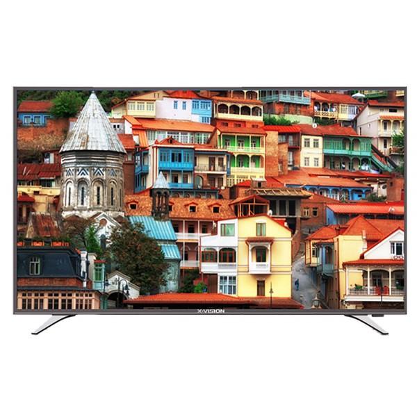 تلویزیون هوشمند ایکس ویژن LED TV Smart XVision 43XT515 سایز 43 اینچ