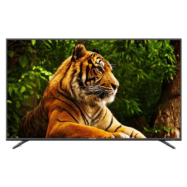 تلویزیون 4K ایکس ویژن LED TV XVision 55XTU625 سایز 55 اینچ
