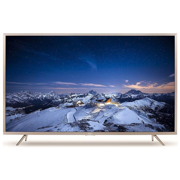 تلویزیون 4K هوشمند تی سی ال LED TV 4K TCL 49P2US - سایز 49 اینچ