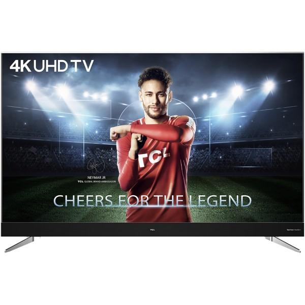 تلویزیون 4K هوشمند تی سی ال LED TV 4K TCL 49C2LUS سایز 49 اینچ