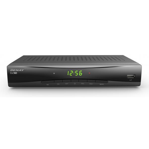 گیرنده دیجیتال دنای SetTop Box Denay STB943T2 DVB-T2