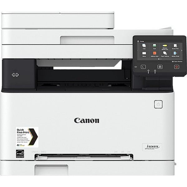 پرینتر لیزری سه کاره رنگی کانن Color Laser Printer imageCLASS Canon MF635cx