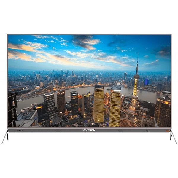 تلویزیون 4K هوشمند ایکس ویژن LED TV 4K XVision 55XKU635 سایز 55 اینچ