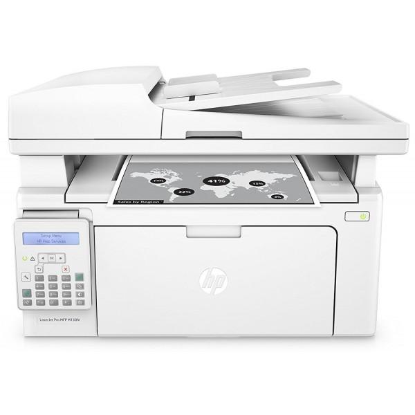 پرینتر لیزری چهارکاره اچ پی Printer LaserJet Pro HP MFP M130fn