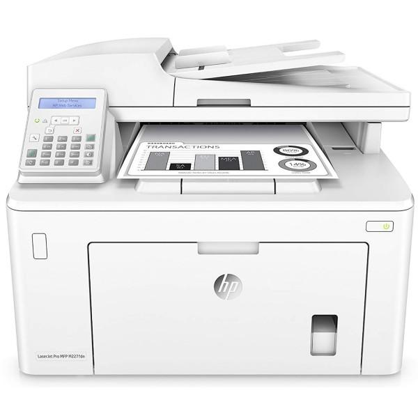 پرینتر لیزری چهارکاره اچ پی Printer LaserJet Pro HP MFP M227fdn