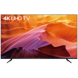 تلویزیون 4K تی سی ال LED TV 4K TCL 555P6US سایز 55 اینچ