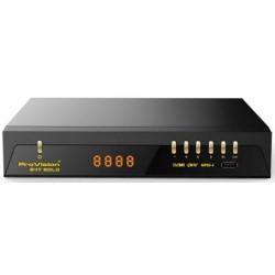 گیرنده دیجیتال پروویژن SetTop Box ProVision 247 Gold DVBT2
