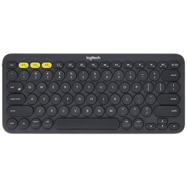 کیبورد وایرلس لاجیتک Keyboard Logitech K380