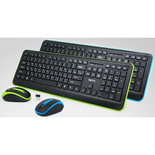 کیبورد و ماوس بی سیم تسکو Keyboard/Mouse Wireless TSCO TKM7016w