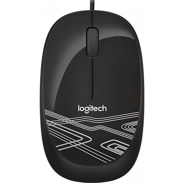ماوس سیمدار لاجیتک Mouse Logitech M105