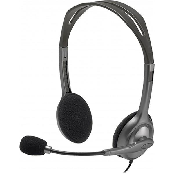 هدست لاجیتک Headset Logitech H110