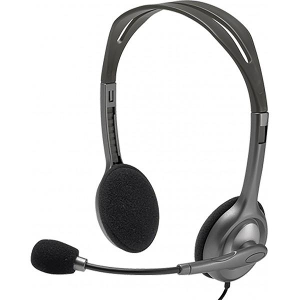 هدست لاجیتک Headset Logitech H111