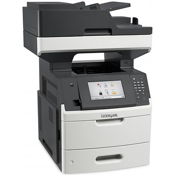 پرینتر لیزری چهارکاره لکسمارک Laser Printer All in One Lexmark MX717de