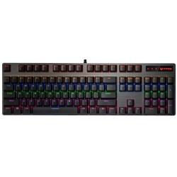 کیبورد سیمدار رپو Keyboard Wired Rapoo V500 Pro