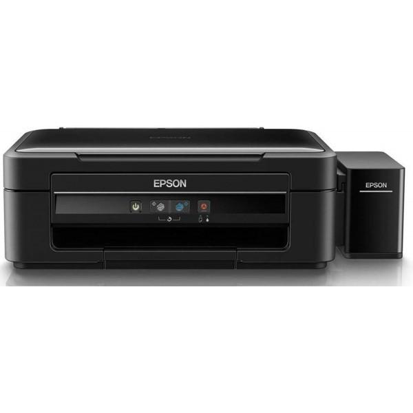 پرینتر سه کاره جوهرافشان اپسون Printer Epson L382