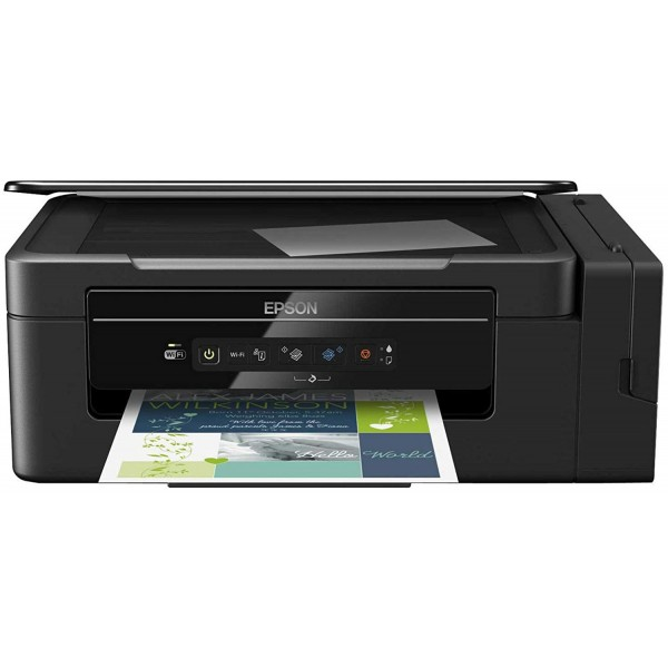 پرینتر سه کاره جوهرافشان اپسون Printer Epson L3050