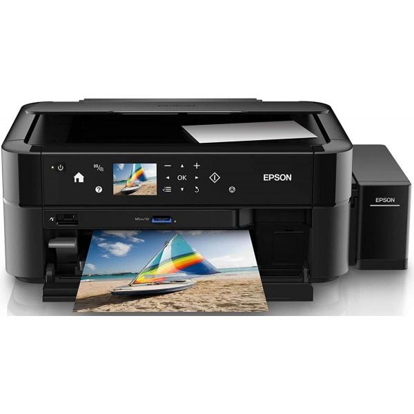 پرینتر سه کاره جوهرافشان اپسون Printer Epson L850