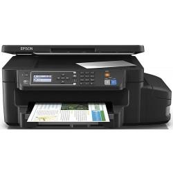 پرینتر سه کاره جوهرافشان اپسون Printer Epson L605