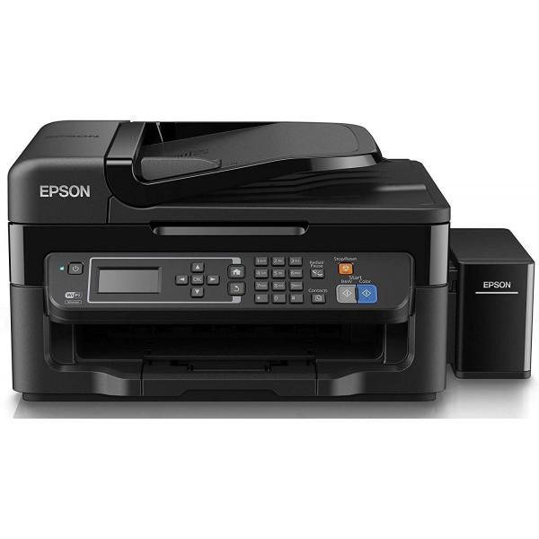 پرینتر چهارکاره جوهرافشان اپسون Printer Epson L565