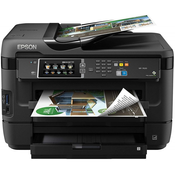 پرینتر چهارکاره جوهرافشان اپسون Printer Epson WF-7610DW