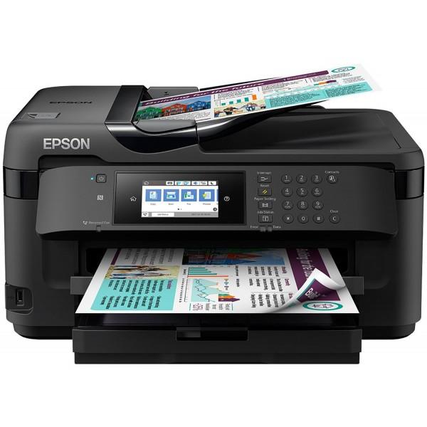 پرینتر چهارکاره جوهرافشان اپسون Printer Epson WF-7710DW