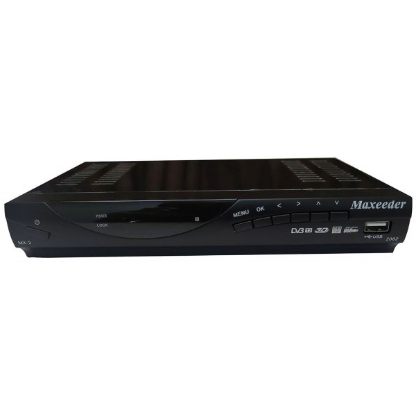 گیرنده دیجیتال مکسیدر Settop Box Maxeeder MX2-2066 DVB-T2