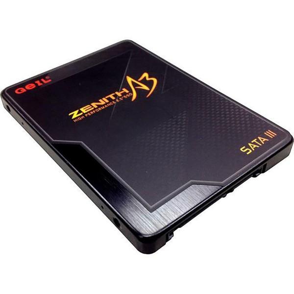 حافظه اس اس دی گیل SSD Geil Zenith A3 ظرفیت 60 گیگابایت