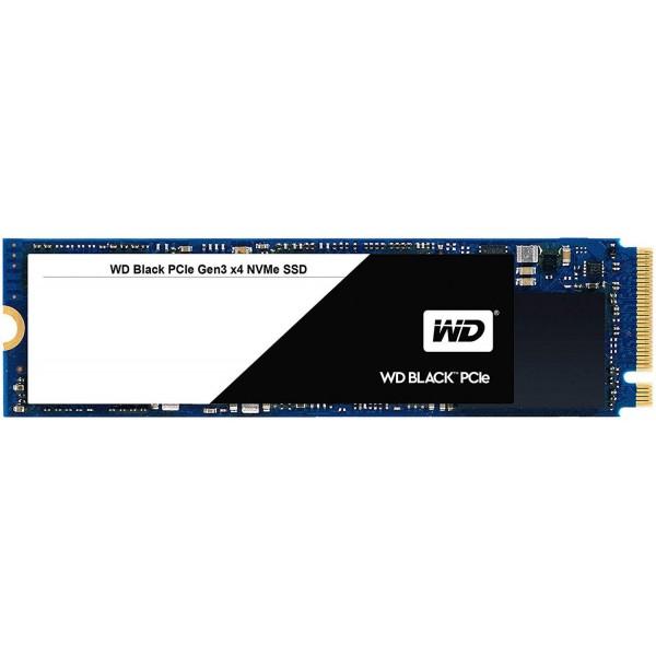 حافظه اس اس دی وسترن دیجیتال SSD M.2 WD Black ظرفیت 500 گیگابایت