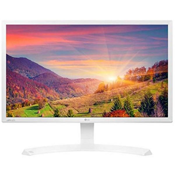 مانیتور ال جی Monitor IPS LG 22MP58VQ-W سایز 22 اینچ