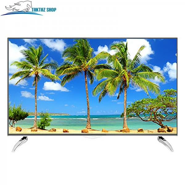 تلویزیون 4K هوشمند ایکس ویژن LED TV 4K XVision 55XLU715 - سایز 55 اینچ
