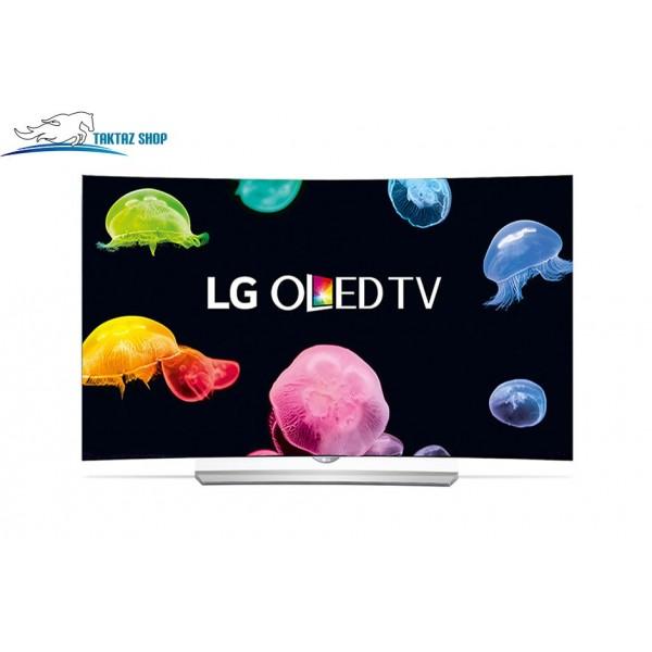 تلویزیون 4K منحنی هوشمند ال جی OLED TV 4K Smart LG 55EG92000GI - سایز 55 اینچ