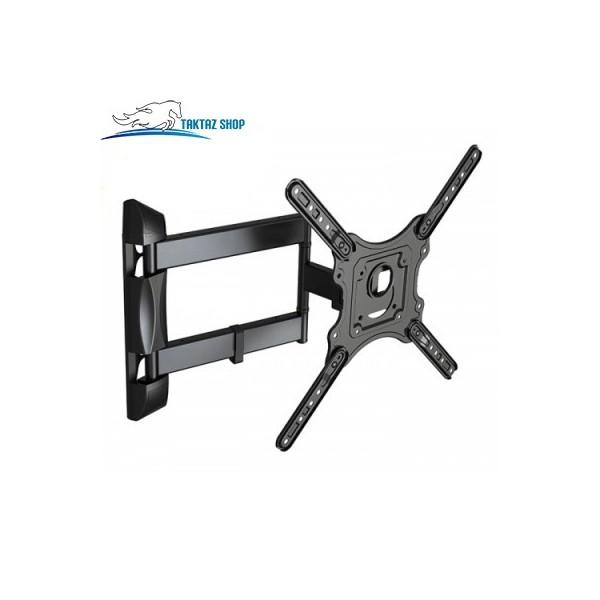 براکت (پایه) دیواری متحرک تلویزیون LED/LCD مدل LCDArm| Emmy Mount DF-400