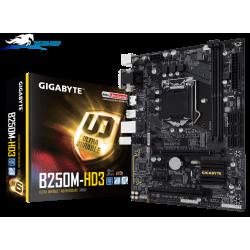 مادربرد گیگابایت Mother Board Gigabyte B250M-HD3