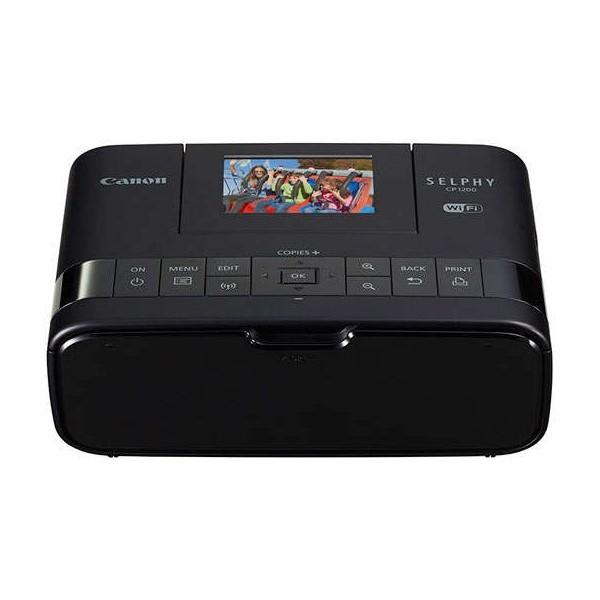 پرینتر سلفی کانن وایرلس Photo Printer SELPHY Canon CP1200 Wireless