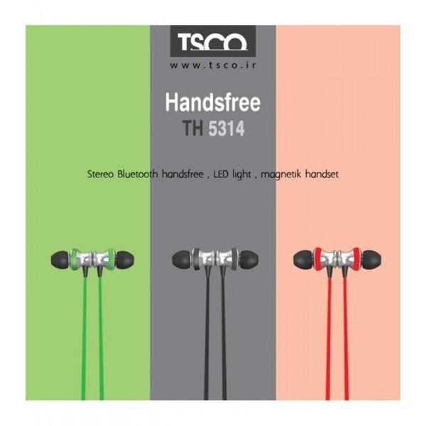 هدست بلوتوث تسکو Headset Bluetooth TSCO TH5314