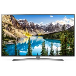 تلویزیون 4K هوشمند ال جی LED TV 4K Smart LG 49UJ69000GI - سایز 49 اینچ