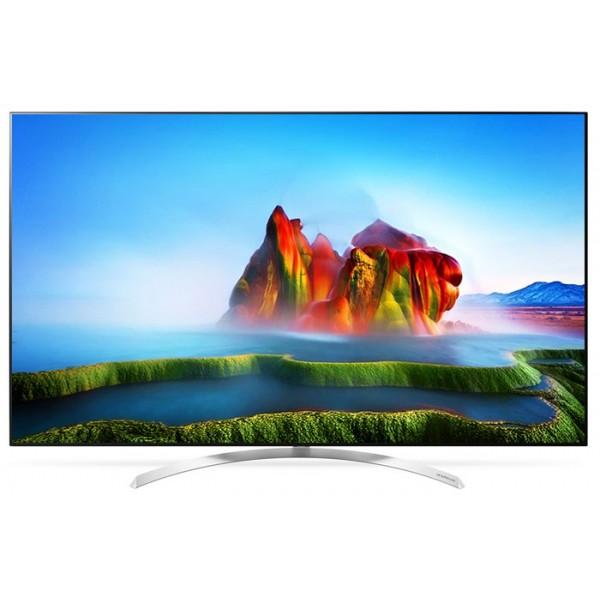 تلویزیون 4K ال جی LED TV 4K Nano Cell Super UHD LG 55SJ85000GI - سایز 55 اینچ