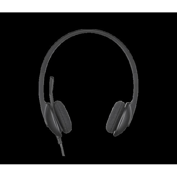 هدست لاجیتک Headset Logitech H340