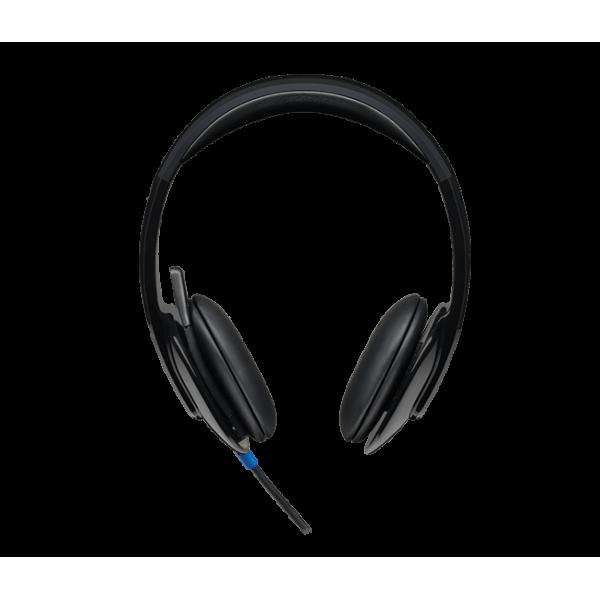 هدست لاجیتک Headset Logitech H540 USB