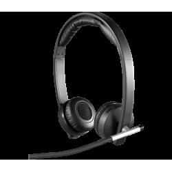 هدست لاجیتک Headset Stereo Logitech H820e