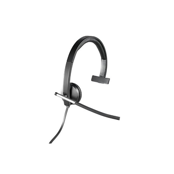 هدست لاجیتک Headset Logitech Mono H570e