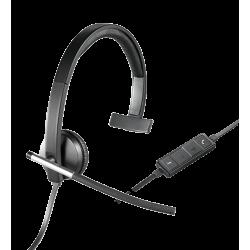 هدست لاجیتک Headset Mono Logitech H650e