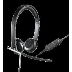 هدست لاجیتک Headset Stereo Logitech H650e