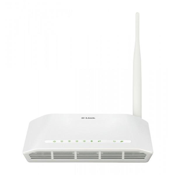 مودم روتر دی لینک Modem ADSL2+ N150 D-Link DSL-2730U